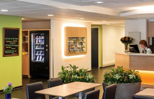 фотографии отеля Ibis Budget Amsterdam Airport (ex. Etap Amsterdam) изображение №7