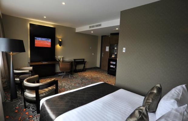 фото отеля Golden Tulip Amsterdam West изображение №9
