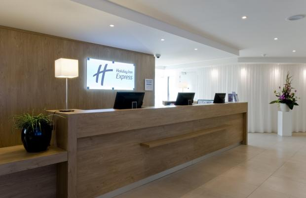 фотографии Holiday Inn Express Amsterdam Sloterdijk Station изображение №16