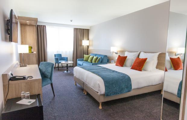 фотографии отеля Quality & Comfort Hotel Bordeaux Sud (ex. Balladins Superio) изображение №47