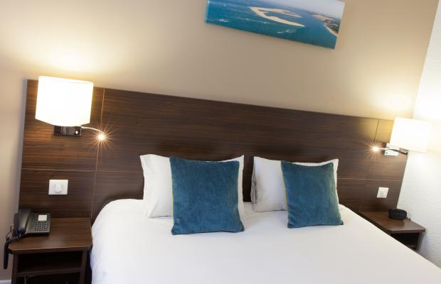фотографии Quality & Comfort Hotel Bordeaux Sud (ex. Balladins Superio) изображение №36