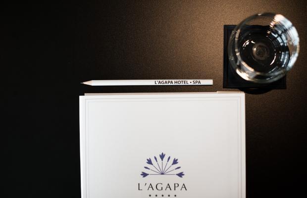 фотографии отеля L'Agapa Hotel SPA Nuxe изображение №99