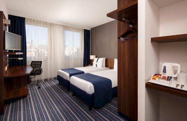 фото отеля Holiday Inn Express Amsterdam - Schiphol (ex. Holiday Inn Osdorp) изображение №9