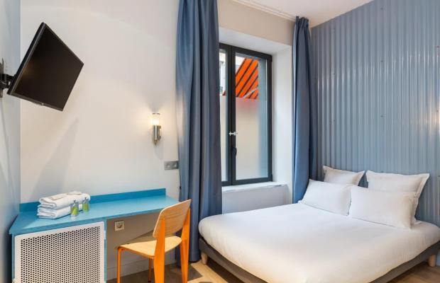 фотографии отеля Hotel Ozz by HappyCulture (ex. Normandie)  изображение №27