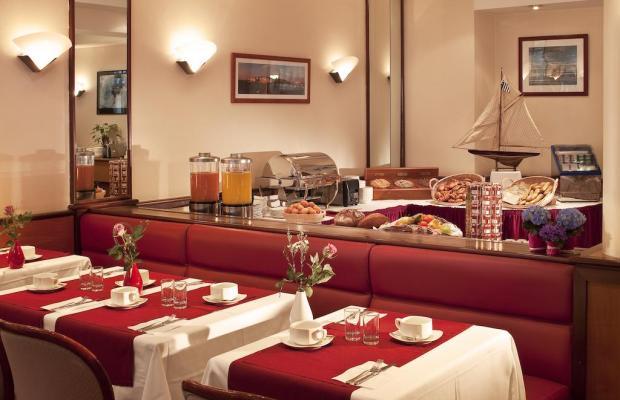 фотографии отеля L'amiraute Brest изображение №11