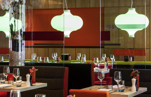 фотографии отеля Novotel Amsterdam City изображение №23