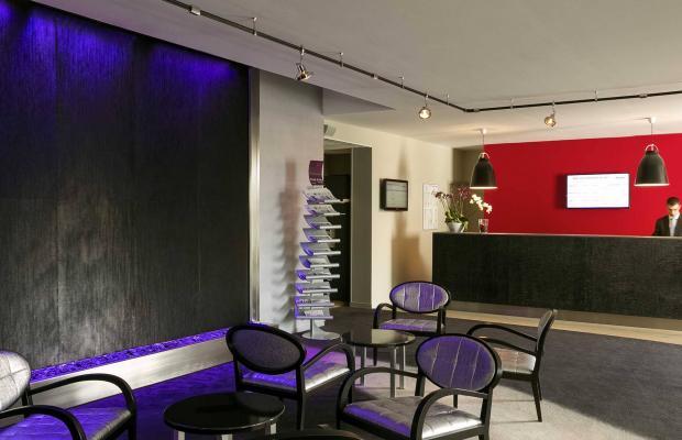 фото отеля Mercure Bordeaux Lac изображение №29