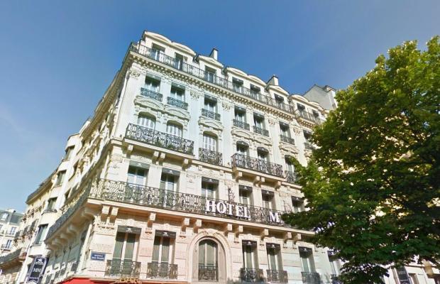 фото отеля Maison Albar Hotel Paris Champs-Elysees (ex. Maison Albar Champs-Elysees Mac Mahon) изображение №1