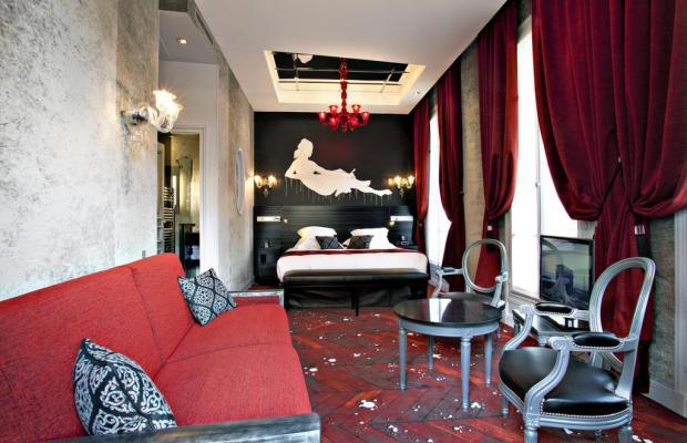 фото Maison Albar Hotel Paris Champs-Elysees (ex. Maison Albar Champs-Elysees Mac Mahon) изображение №26