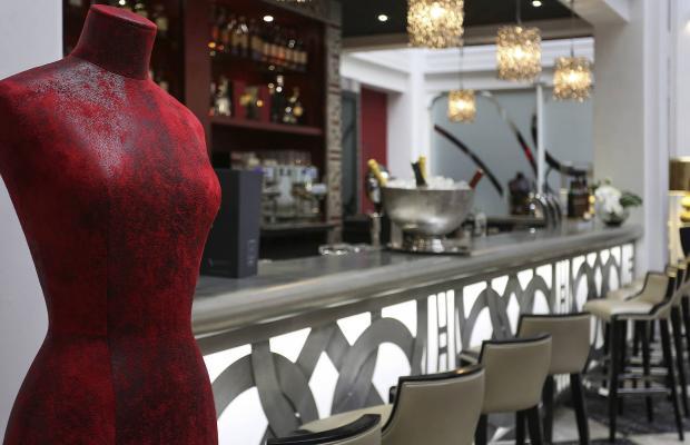 фотографии отеля Le Regina Biarritz Hotel & Spa MGallery by Sofitel (ex. Mercure Thalassa Regina & du Golf) изображение №31