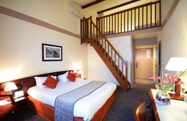 фото отеля Hоtel Kyriad Prestige Bordeaux Ouest - Mеrignac изображение №17