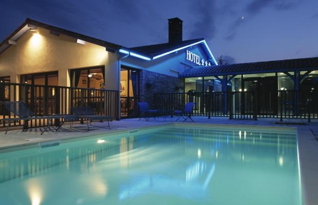 фотографии отеля Hоtel Kyriad Prestige Bordeaux Ouest - Mеrignac изображение №15