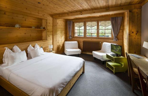 фото Chalet Hotel Le Collet изображение №14