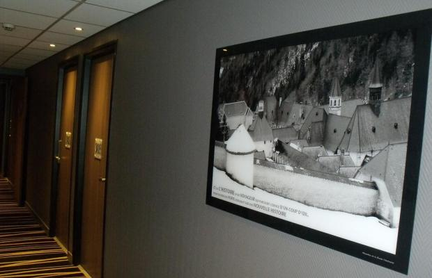 фотографии Kyriad Hotel Voiron Centr'Alp Chartreuse изображение №28