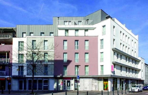 фото отеля Appart'City Nantes Citе des Congrеs (ex. Appart'City Nantes Chateau) изображение №1