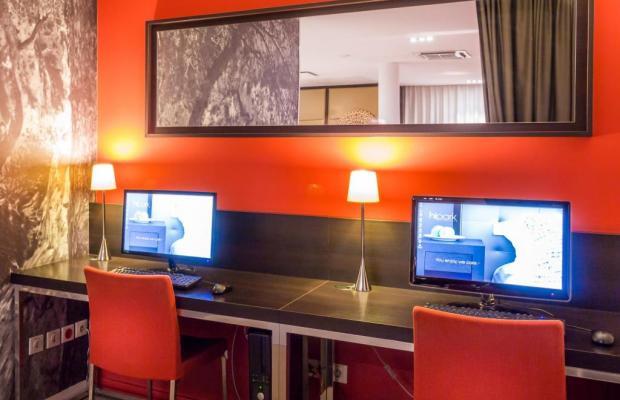 фотографии отеля Hipark Design Suites Marseille изображение №31