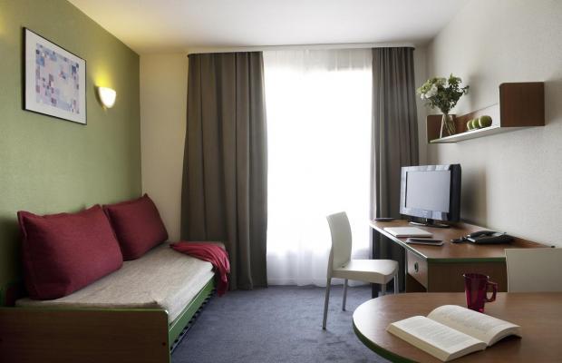 фото Hotel Adagio Access Bordeaux Rodesse (ex. Citea Bordeaux Rodesse) изображение №6