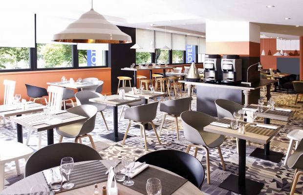 фото отеля Novotel Marseille Centre Prado (ex. Holiday Inn Marseille Avenue Du Prado) изображение №17