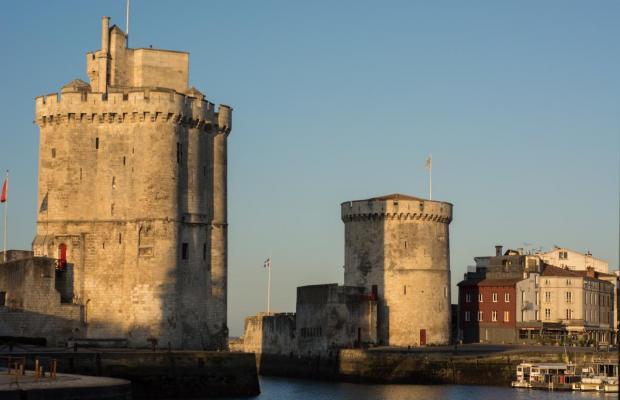 фотографии Mercure La Rochelle Vieux Port Sud изображение №8