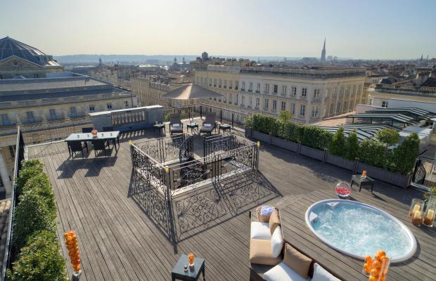 фото Grand Hotel de Bordeaux & Spa (ex. The Regent Grand Hotel Bordeaux) изображение №38