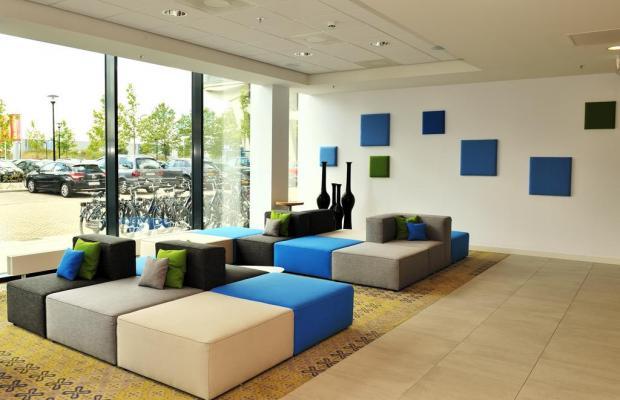 фото отеля Holiday Inn Express Amsterdam - Arena Towers изображение №17