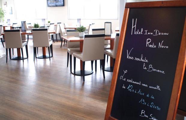 фото Hotel Inn Design Resto Novo La Rochelle (ex. Campanile La Rochelle Est) изображение №2