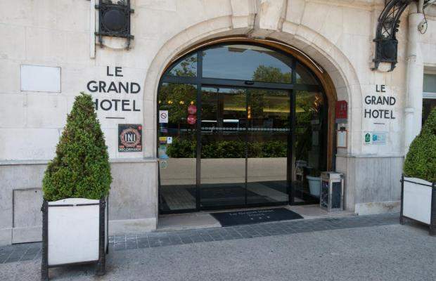 фото отеля Le Grand Hotel de Tours изображение №37