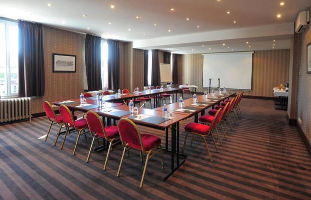 фотографии отеля Le Grand Hotel de Tours изображение №31