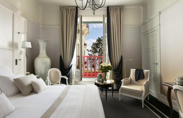 фото отеля Hotel Barriere L'Hermitage изображение №13