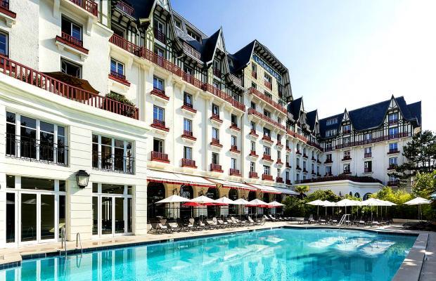 фото отеля Hotel Barriere L'Hermitage изображение №1