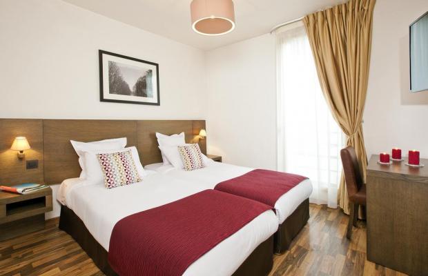 фотографии Residhome Appart Hotel Asnières изображение №4