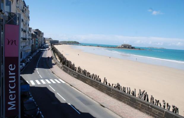 фотографии отеля Mercure St Malo Front de Mer изображение №15