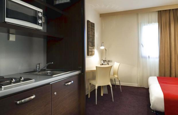 фотографии Quality & Suites Nantes Beaujoire изображение №16
