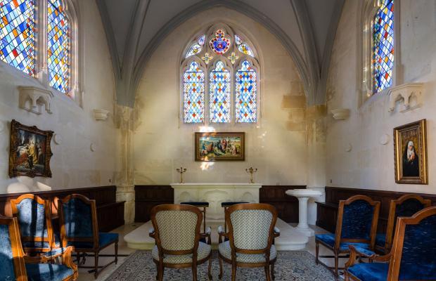 фотографии отеля Chateau de Mirambeau изображение №15