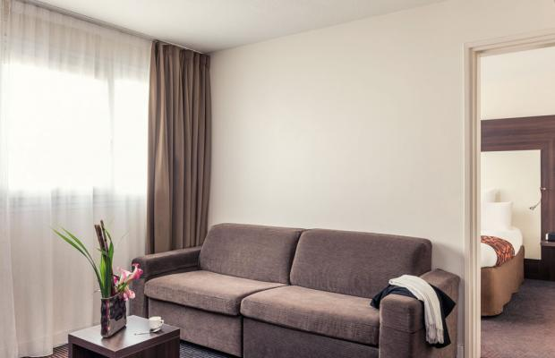 фото отеля Mercure Montrouge Paris Porte d'Orleans изображение №21