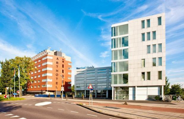 фото отеля WestCord Art Hotel Amsterdam 3 stars (ex. Tulip Inn Art) изображение №1