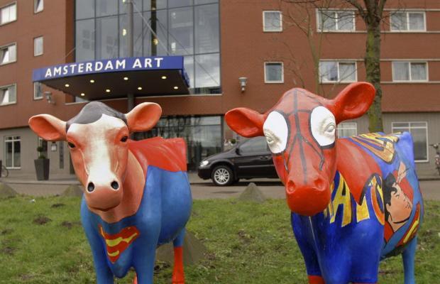 фото WestCord Art Hotel Amsterdam 3 stars (ex. Tulip Inn Art) изображение №26