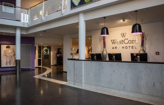фото WestCord Art Hotel Amsterdam 3 stars (ex. Tulip Inn Art) изображение №18