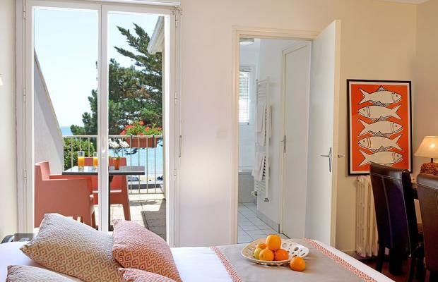 фото Hotel de la Pointe de Cap Coz изображение №10