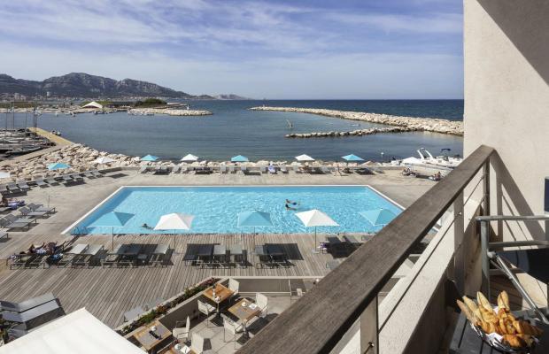 фотографии отеля Pullman Marseille Palm Beach изображение №27