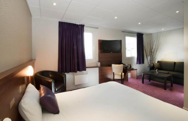 фотографии отеля Brit Hotel Tours Sud - Le Cheops изображение №19