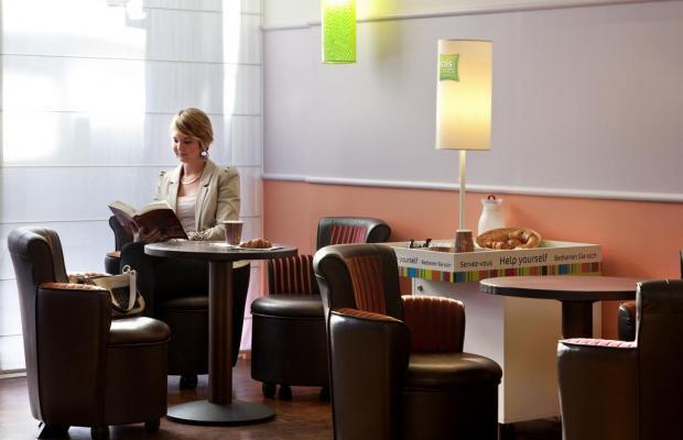 фотографии отеля ibis Styles Antibes изображение №19