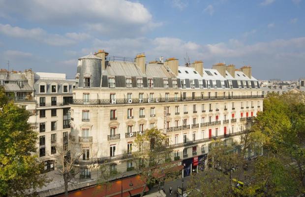 фотографии отеля Paix Republique Paris изображение №27