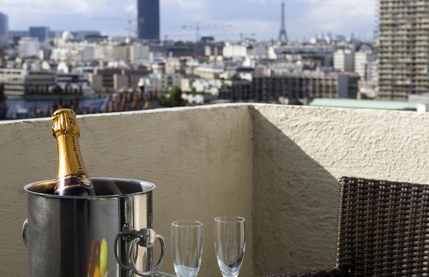 фото отеля Mercure Paris Gobelins Place d'Italie изображение №21