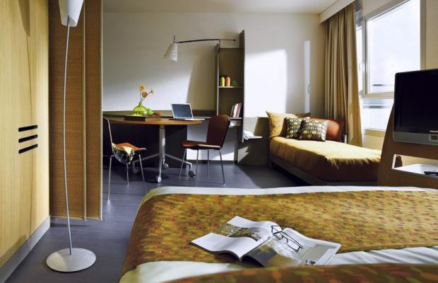 фотографии отеля Adagio Nantes Centre изображение №3