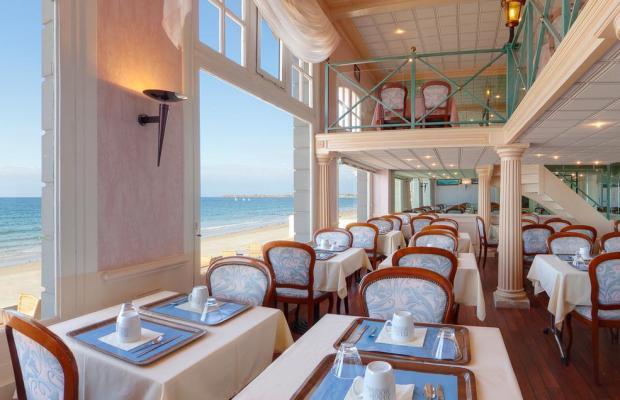 фотографии отеля Hotel Kyriad Plage Saint-Malo  изображение №19