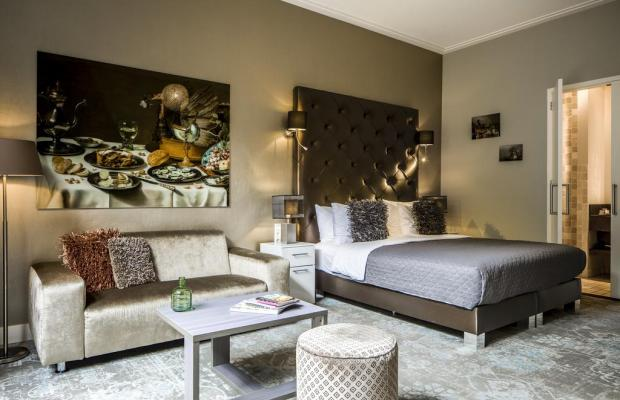 фото отеля Luxury Suites Amsterdam изображение №13