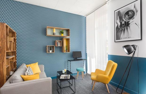 фото отеля HappyCulture Crillon Centre Nice изображение №17