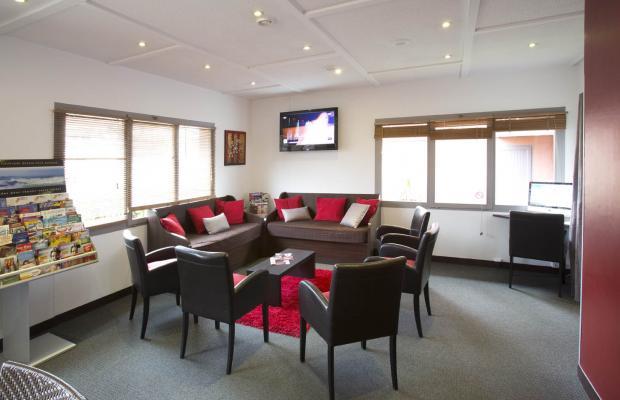 фото отеля Inter Hotel Amarys Biarritz изображение №25