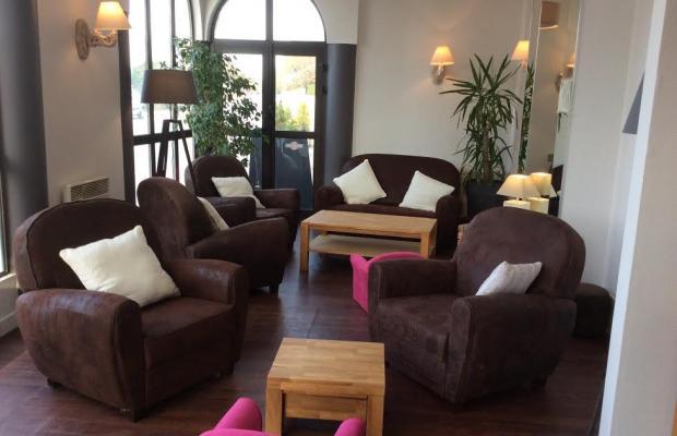 фотографии отеля Inter-hotel Le Cheval Rouge изображение №11